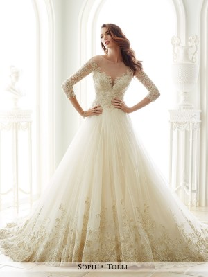 Wedding Dresses for 2016