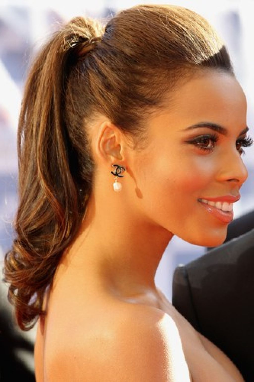 Wedding Hairstyles For Long Hair Pulled To The Side : Peinados recogidos tendencia expo tu boda